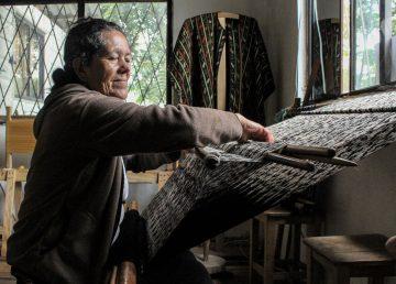 La macana, el artesanal tejido del sur de Ecuador considerado patrimonio