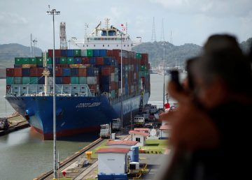 """Panamá lanza """"app"""" de logística con datos del Canal y la zona franca"""