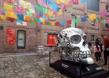 """El festival """"Eldorado"""" de Lille honra a México por su cultura"""