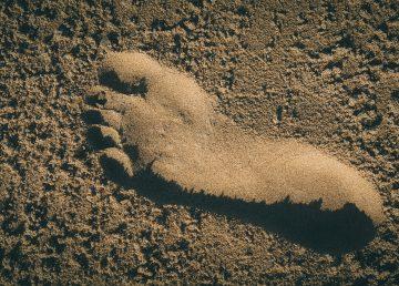 Confirman en Chile hallazgo de huella humana más antigua de América