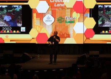 JulioProfe, el rockstar de la ciencia inaugura las conferencias magistrales en Talent Land