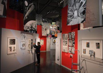 Abre en Londres la mayor exposición de mangas fuera de Japón
