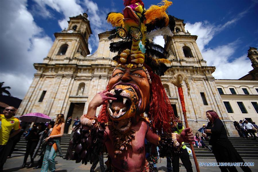 b03688e54 Celebran el Día Nacional de la Afrocolombianidad en Bogotá