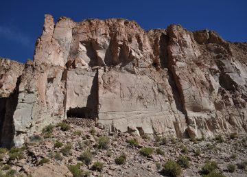 Vestigios de hace 13.000 años revelan primeros humanos en altiplano boliviano