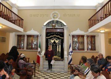 Herencia judío-otomana permanece viva en barrio La Merced de México