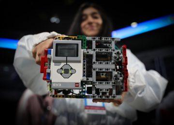 """Uruguay pone """"en órbita"""" un Mundial de Robótica para estudiantes"""