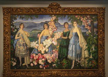Museo de Misuri expone la icónica obra del modernista Alfredo Ramos Martínez