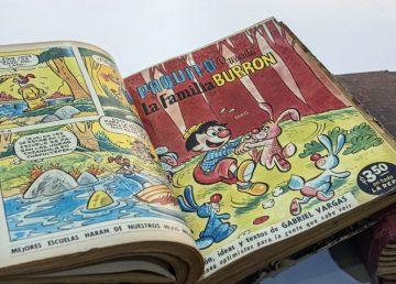 UNAM digitaliza más de mil 400 historietas mexicanas del siglo XX