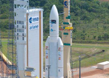 Empieza la producción del nuevo lanzador espacial europeo Ariane 6