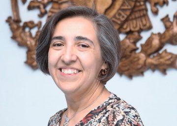 Cecilia Noguez, primera directora del Instituto de Física de la UNAM