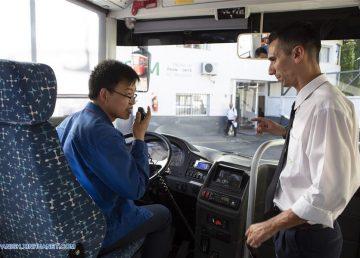 Argentina apuesta a movilidad sustentable con autobuses eléctricos chinos