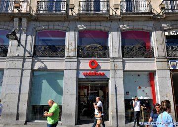 Vodafone lanza primera red 5G en España en cooperación con Huawei