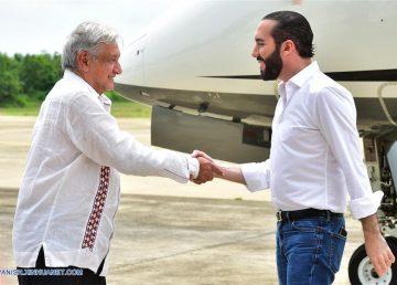 México y El Salvador inician plan de ayuda a migrantes