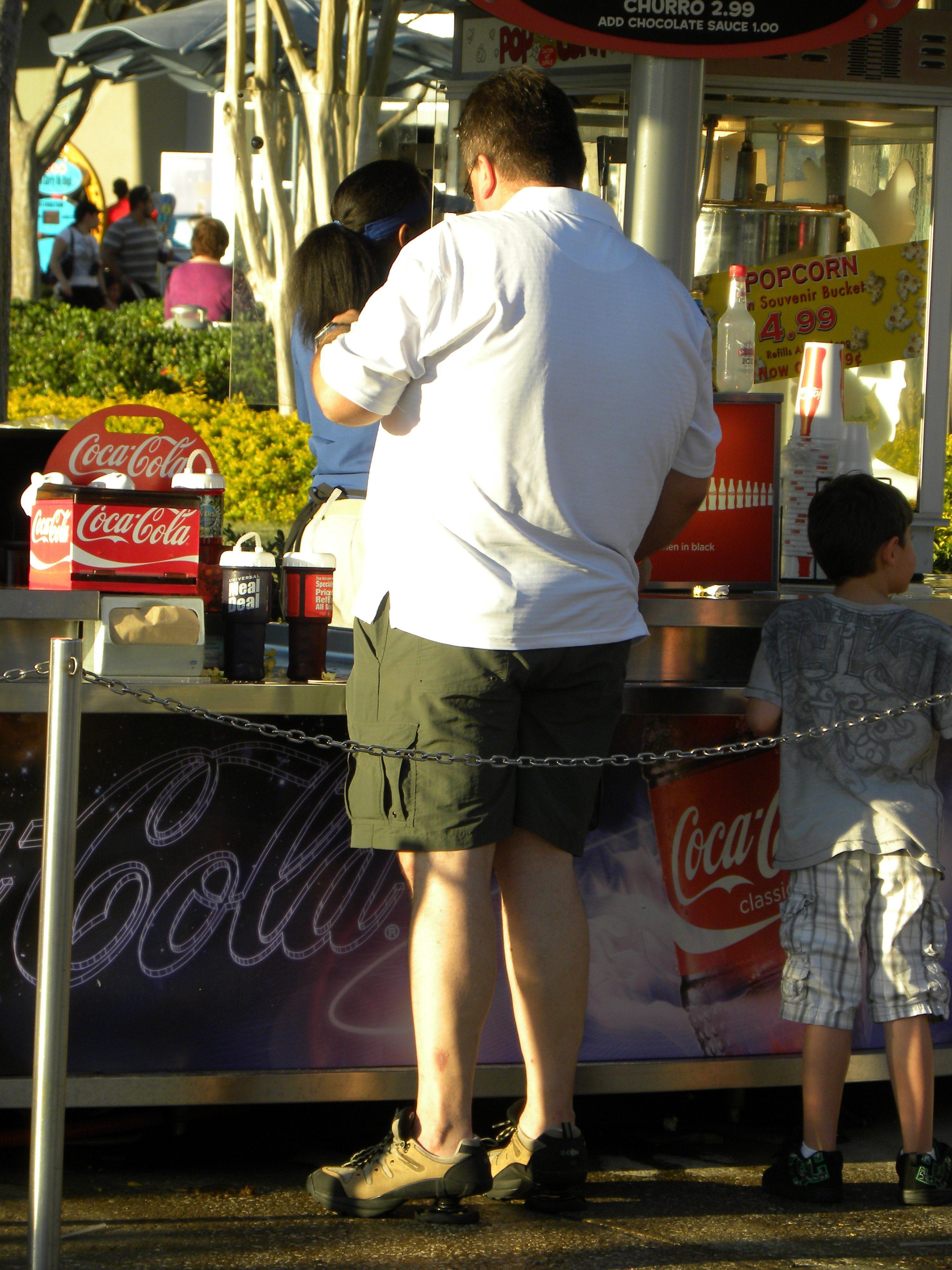 La población mundial con obesidad supera a la que pasa hambre