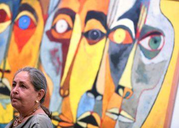El arte de Oswaldo Guayasamín revive con motivo del centenario