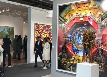 Art Basel celebra su edición 50 ajena a crisis y guerras comerciales