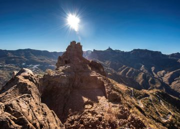 El Risco Caído grancanario, candidato al patrimonio cultural de la Unesco