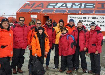 Método de aislamiento para combatir el frío en la Antártida argentina