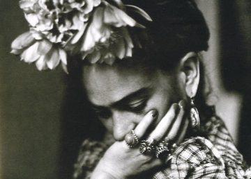 Revelan en México audio inédito de presunta voz de pintora Frida Kahlo