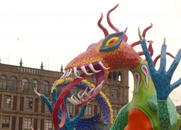 Alebrijes, el arte popular que gusta a niños, jóvenes y adultos