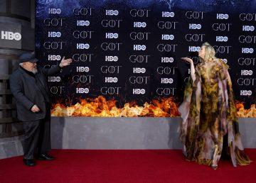 """""""Game of Thrones"""" se despide con récord de nominaciones a los Emmy"""
