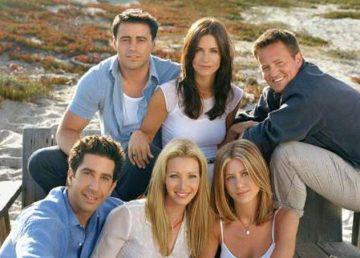 """""""Friends"""" celebrará 25 aniversario con recreación de escenarios de la serie"""