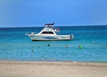Cuba recibe su mayor carga de arena para combatir crisis climática