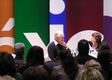 """UNAM y Cultura impulsarán proyectos y ratifican premio """"Carlos Fuentes"""""""