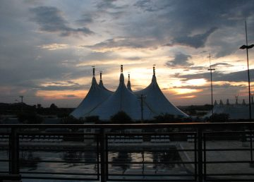 """""""El circo en tiempos de guerra"""" refleja una tragedia con toque de humor"""