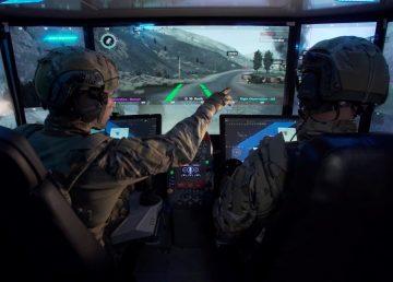 Israel desarrolla vehículo de combate con un innovador diseño tecnológico