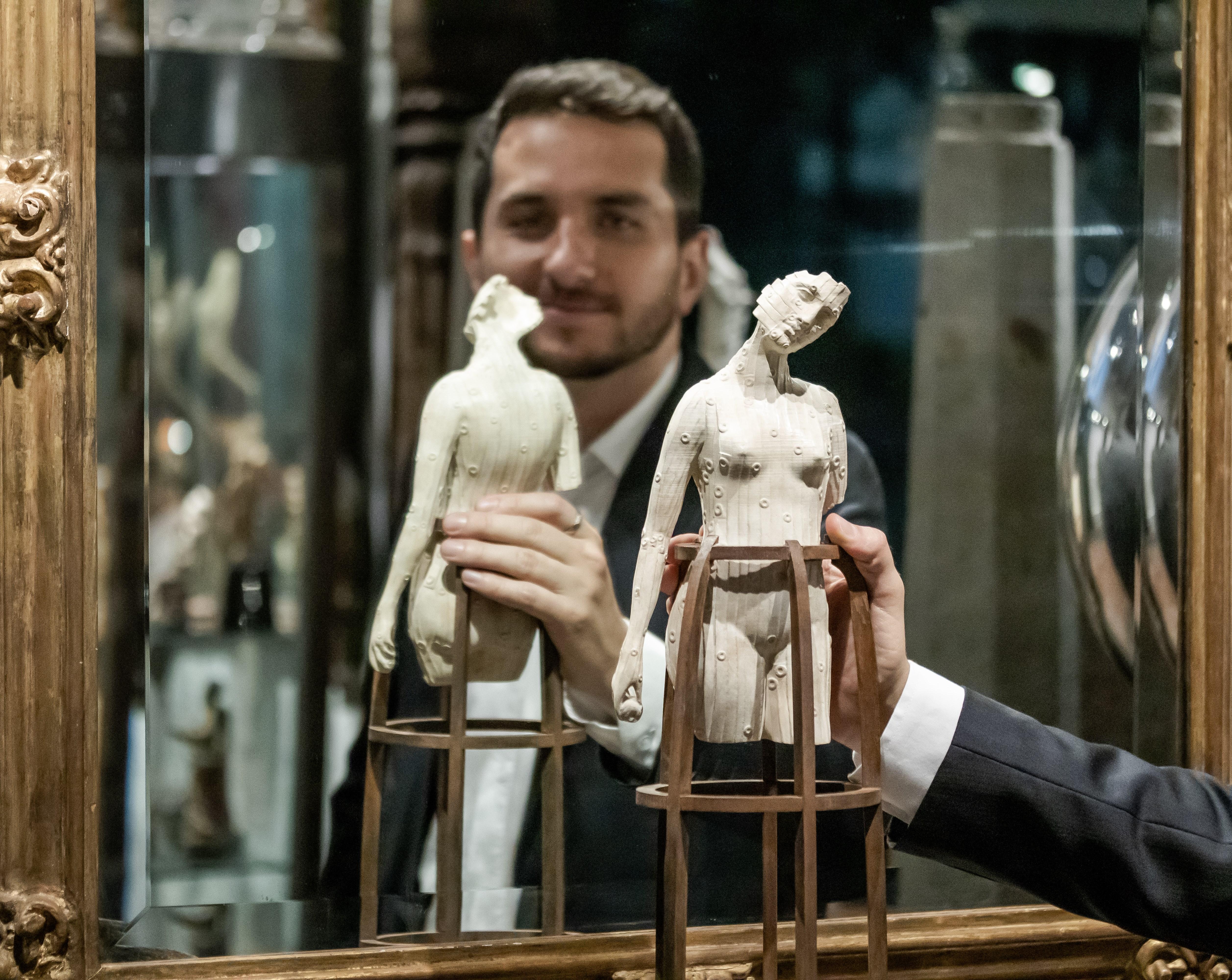 Joaquín Restrepo expone sus obras simultáneamente en Colombia, México y EE.UU.