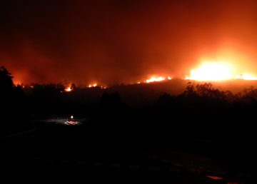 Olas de calor reactivan incendios forestales en el Ártico
