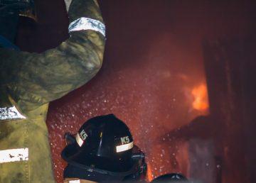 Medio millar de bomberos combate incendio en ciudad portuguesa