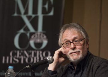Conferencia Magistral, David Huerta
