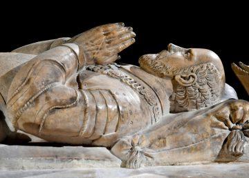 """""""Probable"""" descubrimiento de la tumba de Montaigne en un museo en Francia"""