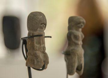 Exhiben en Ecuador colección de piezas prehispánicas repatriadas desde Alemania