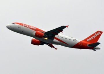 Easyjet anuncia que será la primera compañía aérea en alcanzar la neutralidad de carbono