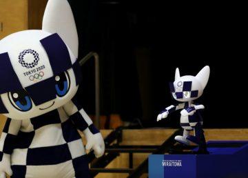 Presentadas las versiones 'robot' de las mascotas de Tokio-2020