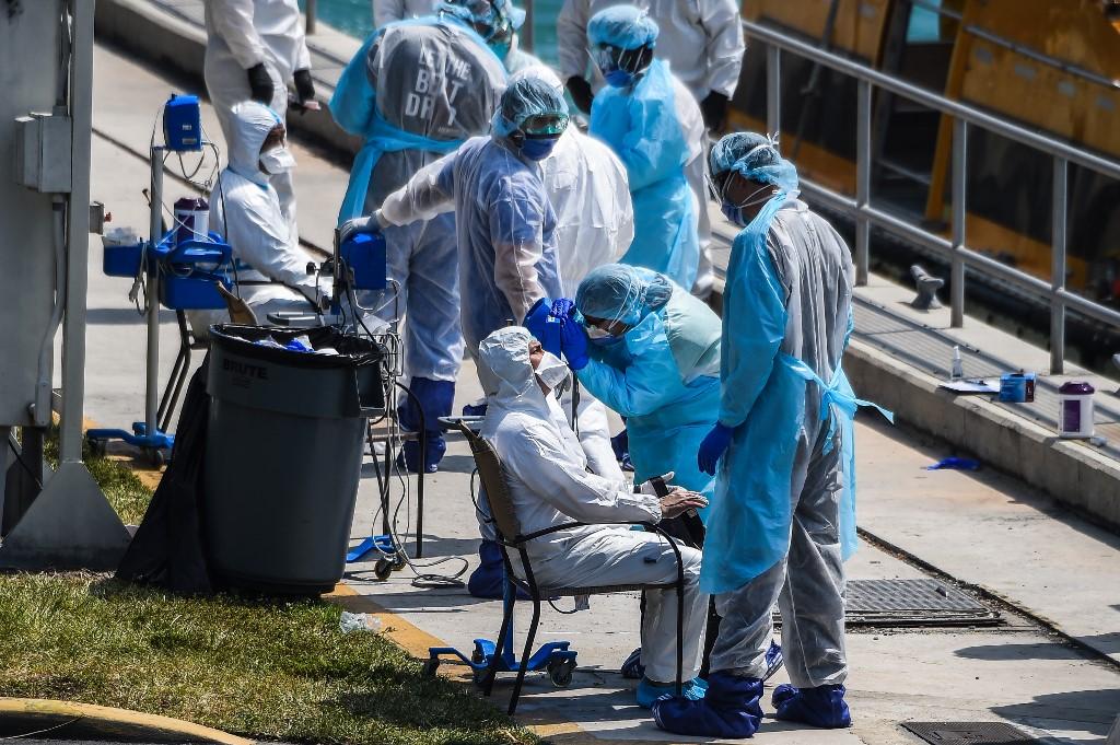 EE.UU. supera a China como el país con más contagios de COVID-19 en el mundo