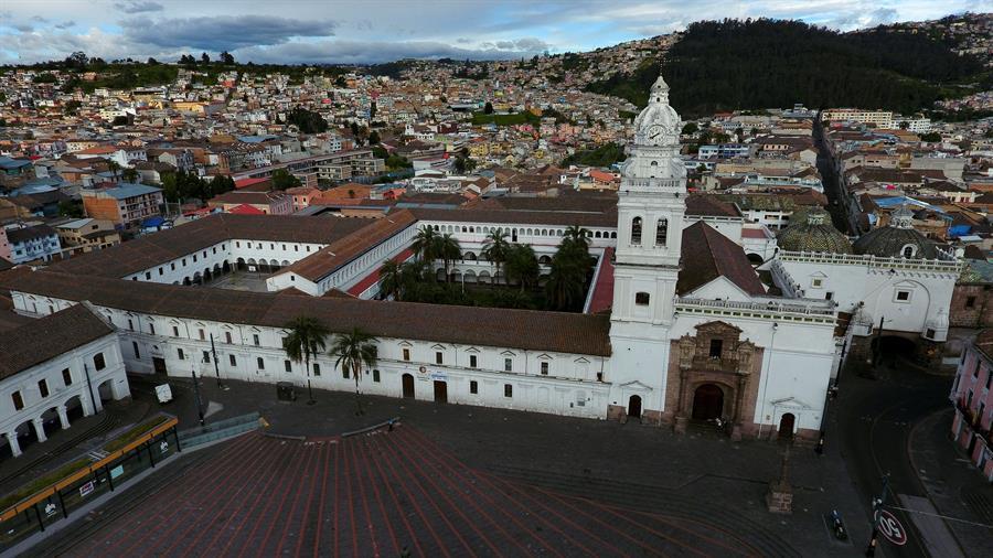 El mejor legado patrimonial y cultural de Quito a un click de distancia