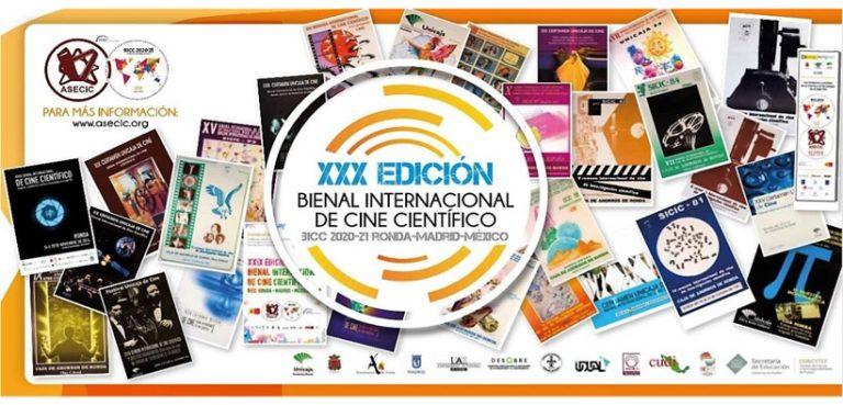 UdeG será sede virtual de la Bienal de Cine Científico 2020-2021