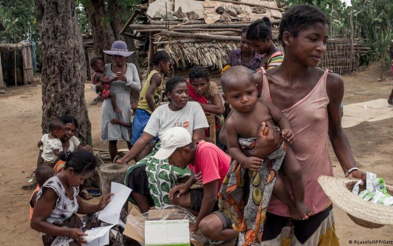 Más de un millón de personas sufren hambre severa en el sur de Madagascar