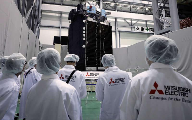 Japón lanza un nuevo satélite para mejorar su red de posicionamiento GPS